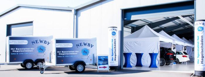 Hagelzentrum Autokosmetik Newby
